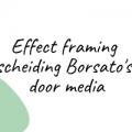 Overspel niet oorzaak scheiding Borsato's